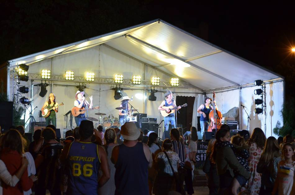 Myrtleford Festival Launch - Party in the Piazza