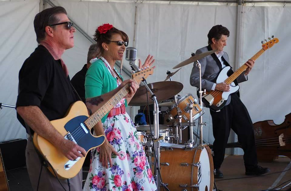 The Myrtleford Festival - Festival Party at the Showgrounds