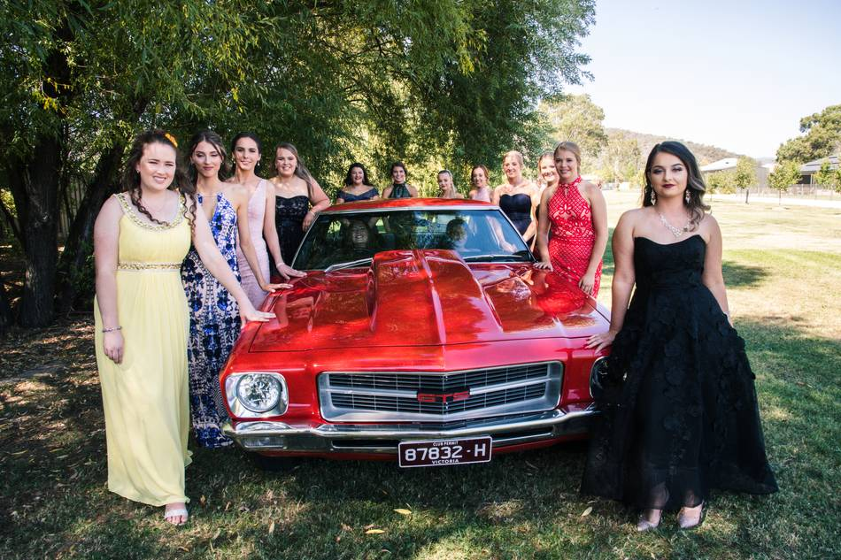 The Myrtleford Festival Ball